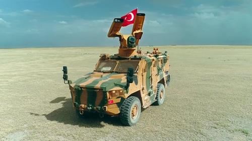 Hava savunma ailesinin yeni üyesi Sungur göreve hazır