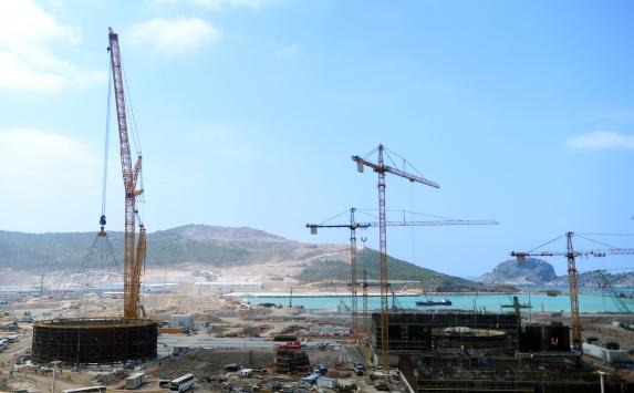 Türkiyenin ilk nükleer güç santralinde 2023 mesaisi