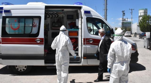 Sivasta Covid-19 hastası yolcu otobüsünde yakalandı