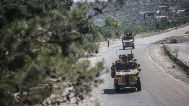 İdlib'de 19. devriye gerçekleştirildi