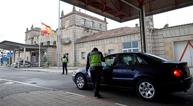İspanya-Portekiz sınırı 3,5 ay sonra yeniden açıldı