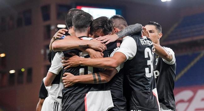 Serie Ada Juventus liderliğini
