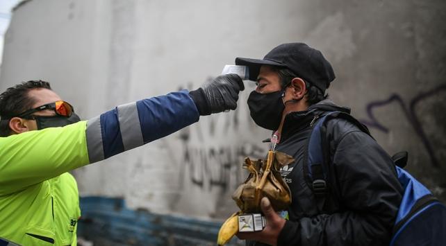 Kolombiya'da vaka sayısı 100 bini geçti