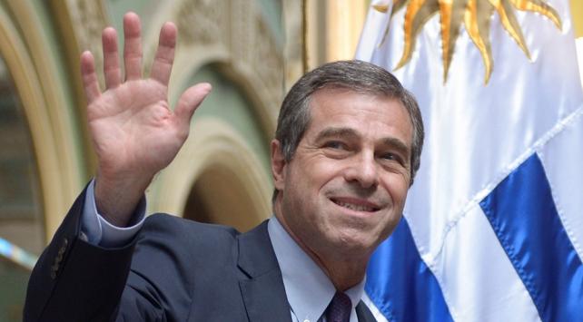 Uruguay Dışişleri Bakanı istifa etti