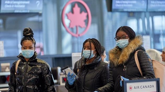 Kanadada COVID-19dan ölenlerin sayısı 8 bin 663e yükseldi