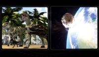 Asteroitler dinozorların yok olmasında tek başına rol oynadı