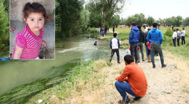 Vanda kaybolan 2 yaşındaki Melekten acı haber