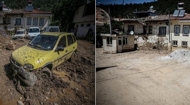 Bursa, selin ardından eski görünümüne kavuşuyor