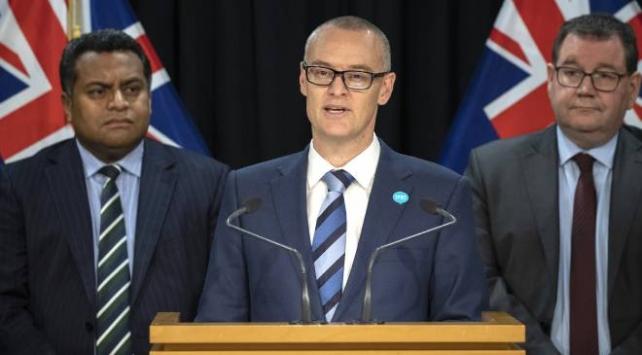 Yeni Zelanda Sağlık Bakanı David Clark istifa etti