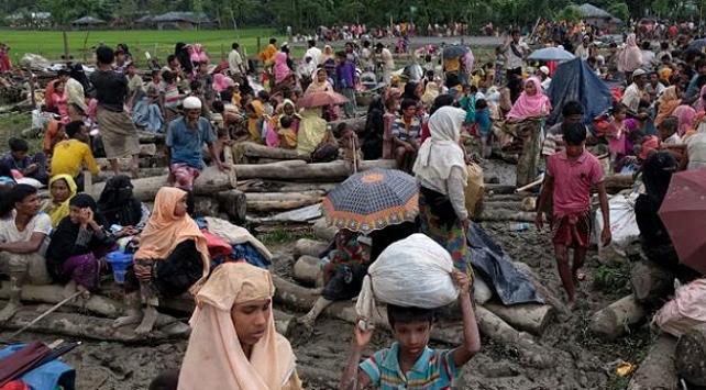 ABden Myanmara Arakanlı Müslümanlar için güvenli geri dönüş çağrısı