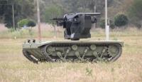 'İnsansız mini tank' seri üretime geçiyor