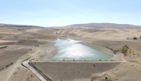 Konya'da 72 bin 650 dekar alan suyla buluşacak