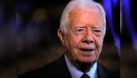 Eski ABD Başkanı Carter'a göre, İsrail'in ilhak girişimi 'toprak gasbı' anlamına geliyor