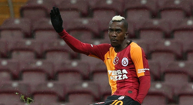 Galatasarayda Henry Onyekuru krizi