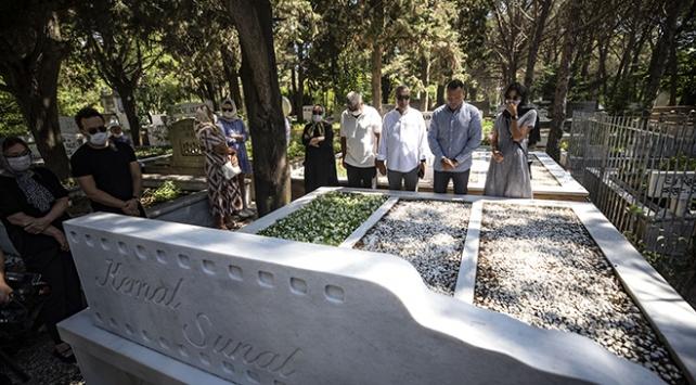 Kemal Sunal, vefatının 20. yılında kabri başında anıldı