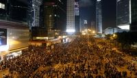 Hong Kong'da yeni güvenlik kanunu sonrası ilk dava