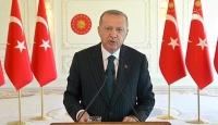Cumhurbaşkanı Erdoğan: Ülkemizin tarım potansiyelini değerlendirmekte kararlıyız
