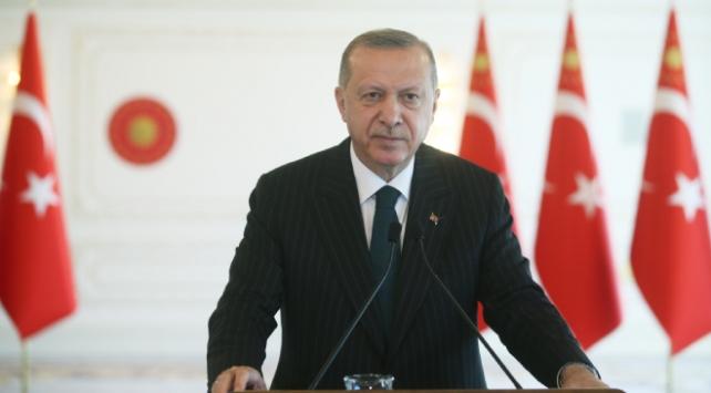 Cumhurbaşkanı Erdoğandan Konya Ovası paylaşımı