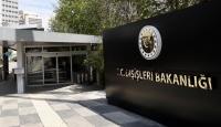 Türkiye'den Mısır'ın 'Pençe-Kaplan' sözlerine tepki