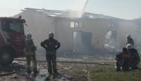 Sakarya'daki fabrikada soğutma çalışmaları sürüyor