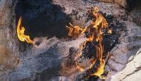 Amanoslar'daki doğa harikası 'yanan taşlar' turizme kazandırılacak