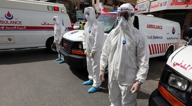 Filistinde COVİD-19 ölümleri 16ya yükseldi