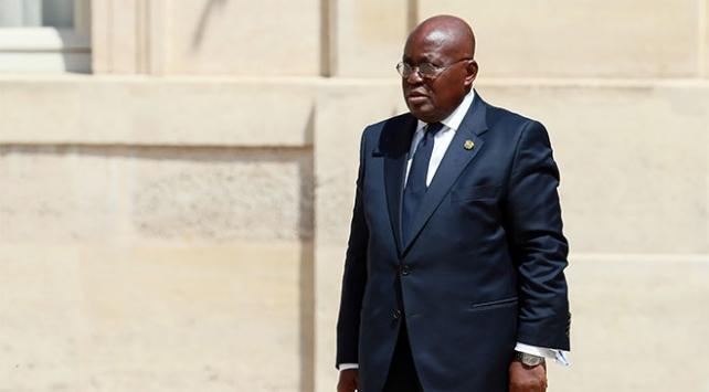 Gana Devlet Başkanı koronavirüs şüphesiyle karantinada