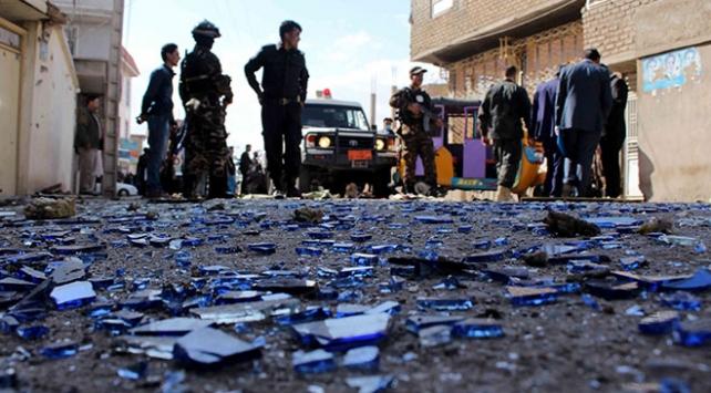 Afganistanda bombalı saldırı: 3 polis öldü