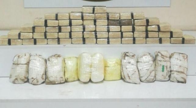Gaziantepte 15 kilo eroin ele geçirildi