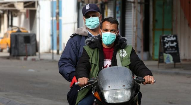 Filistinde koronavirüs kaynaklı can kaybı 19a çıktı
