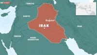 Bağdat Uluslararası Havalimanı yakınına füze saldırısı