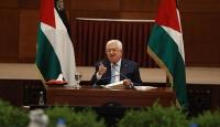 Filistin Devlet Başkanı Abbas'tan İsrail ile müzakere açıklaması