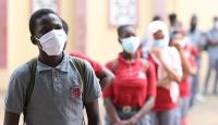 Afrika'da vaka sayısı 480 bine yaklaştı