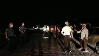 Otomobil keçi sürüsünün arasına daldı: 22 hayvan öldü