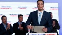 Sırbistan'daki genel seçimin resmi sonuçları açıklandı