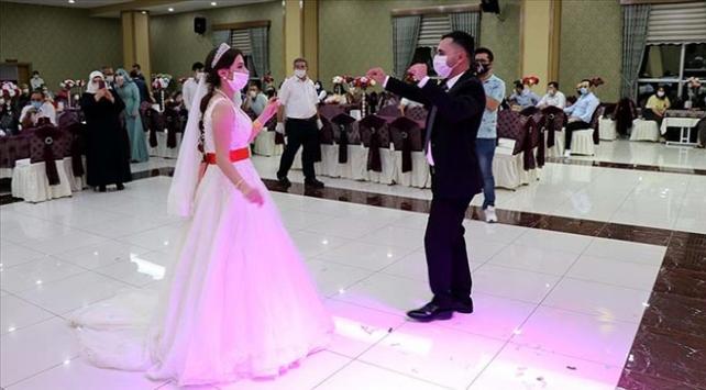 Gaziantepteki düğünlerde polisler görev yapacak