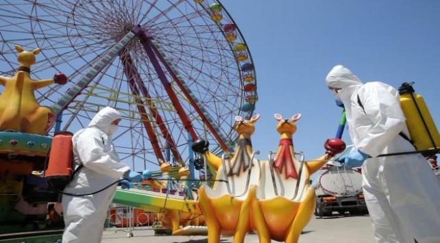 Lunapark ve tematik parklarda alınması gereken önlemler