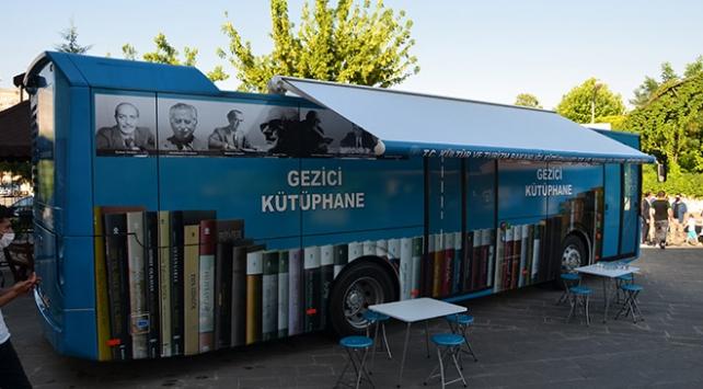 Batmanda köy çocuklarına gezici kütüphane hizmet verecek