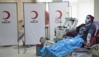 Sıcak havanın etkisiyle kan bağışları azaldı
