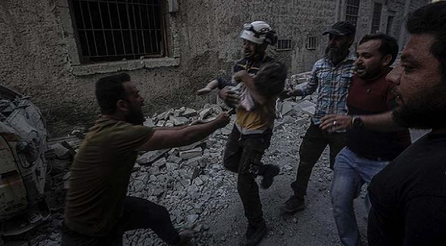 BM, Esed rejiminin savaş suçu işlediğini açıkladı
