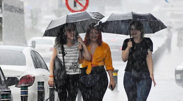 Meteorolojiden İstanbul için sarı uyarı