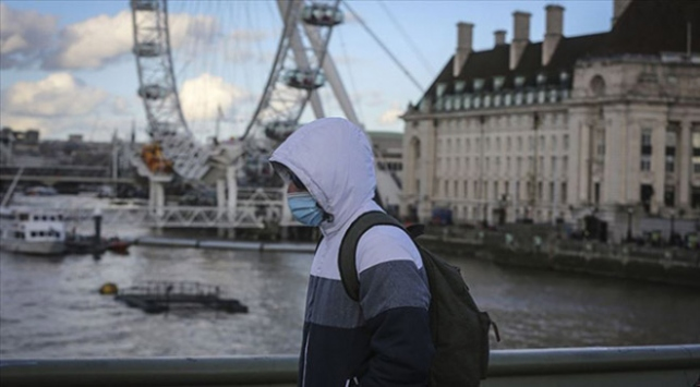 İngilterede salgında ölenlerin sayısı 44 bin 391e çıktı