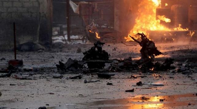 Tel Abyadda bombalı terör saldırısı