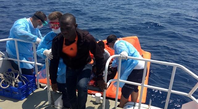 Yunanistan geri itti, 26 sığınmacıyı Türkiye kurtardı