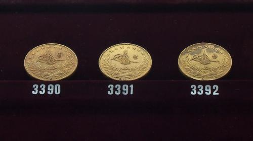 Darphanenin özel koleksiyonunda 13 bin para bulunuyor
