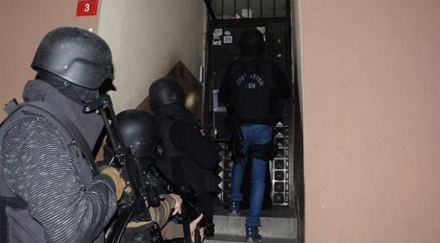 İstanbulda PKK/KCK operasyonunda 5 şüpheli tutuklandı