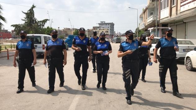 Adana polisi Kovid-19 bahanesiyle dolandırıcılığa karşı vatandaşı uyardı