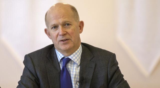 İngiliz Büyükelçi Chilcotttan Türkiyeye geleceklere güvenli turizm mesajı