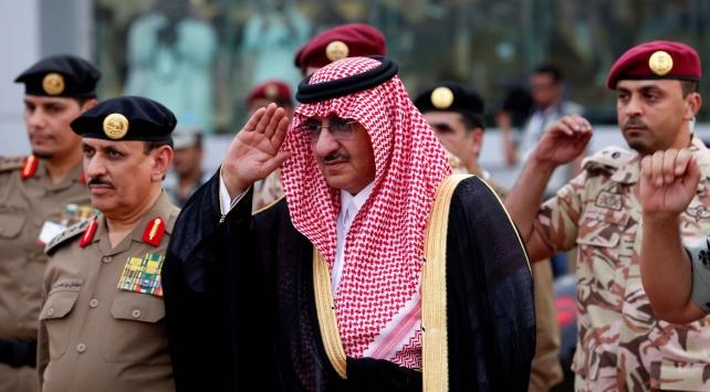 Portre: Eski Suudi Arabistan İçişleri Bakanı ve Veliaht Prensi Muhammed bin Nayef