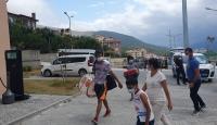 Bursa'da sahil müzisyenlerine sosyal mesafe cezası